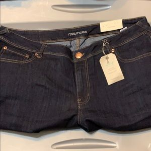 Maurices Jeans - Maurice's Bootcut Jeans, 18L